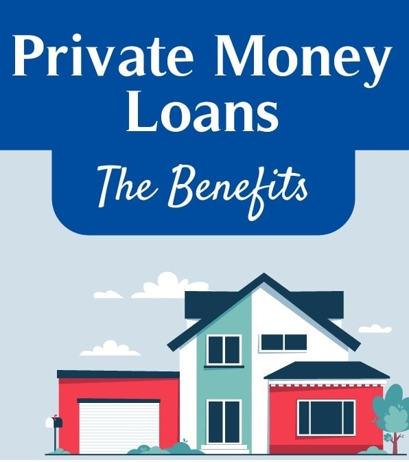 Private Money Loans Benefits - An Infographic